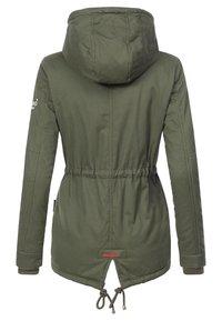 Marikoo - MANOLYA - Winter coat - forest green - 1