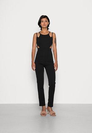 CASSIE DOUBLE STRAP  - Jumpsuit - black