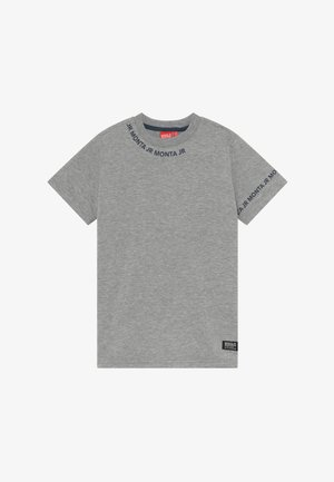 TARAZ - T-shirts print - heather grey