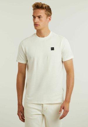 ROYCE - Basic T-shirt - white