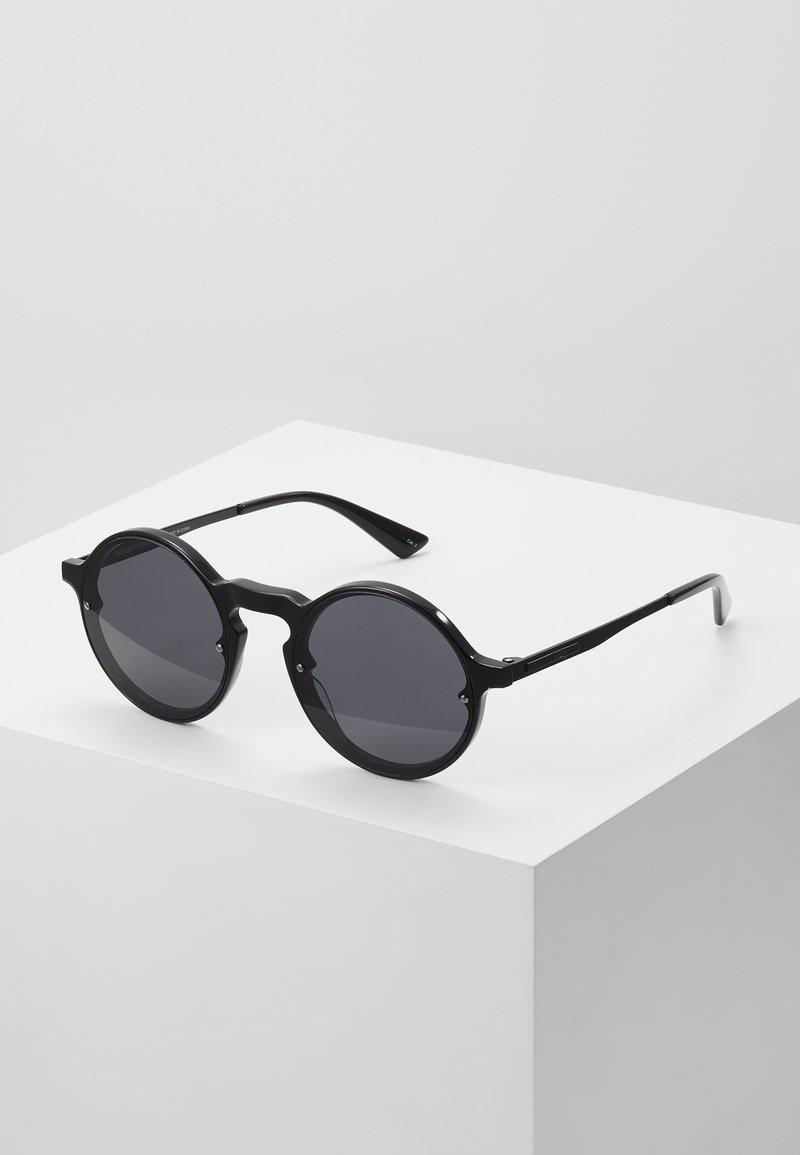 McQ Alexander McQueen - SUNGLASS UNISEX - Sunglasses - grey/black
