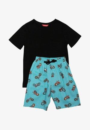2 PIECE SET LUCAS - Pyjama - black