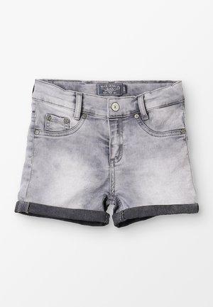 Džínové kraťasy - medium grey