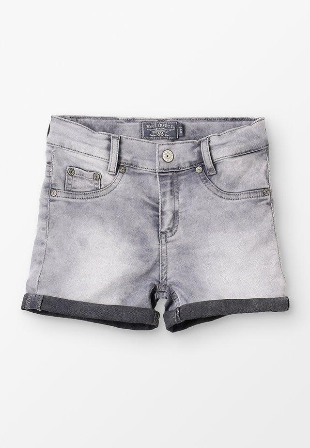 Shorts di jeans - medium grey