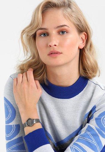 FREJA - Klokke - silver-coloured