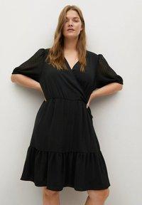 Violeta by Mango - Day dress - zwart - 0