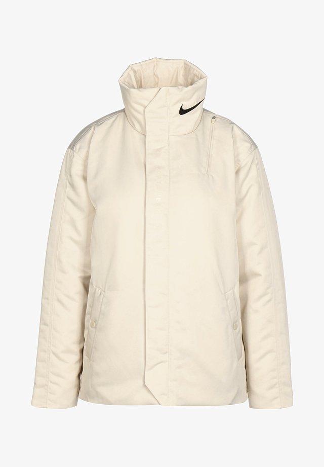 Light jacket - oatmeal/black