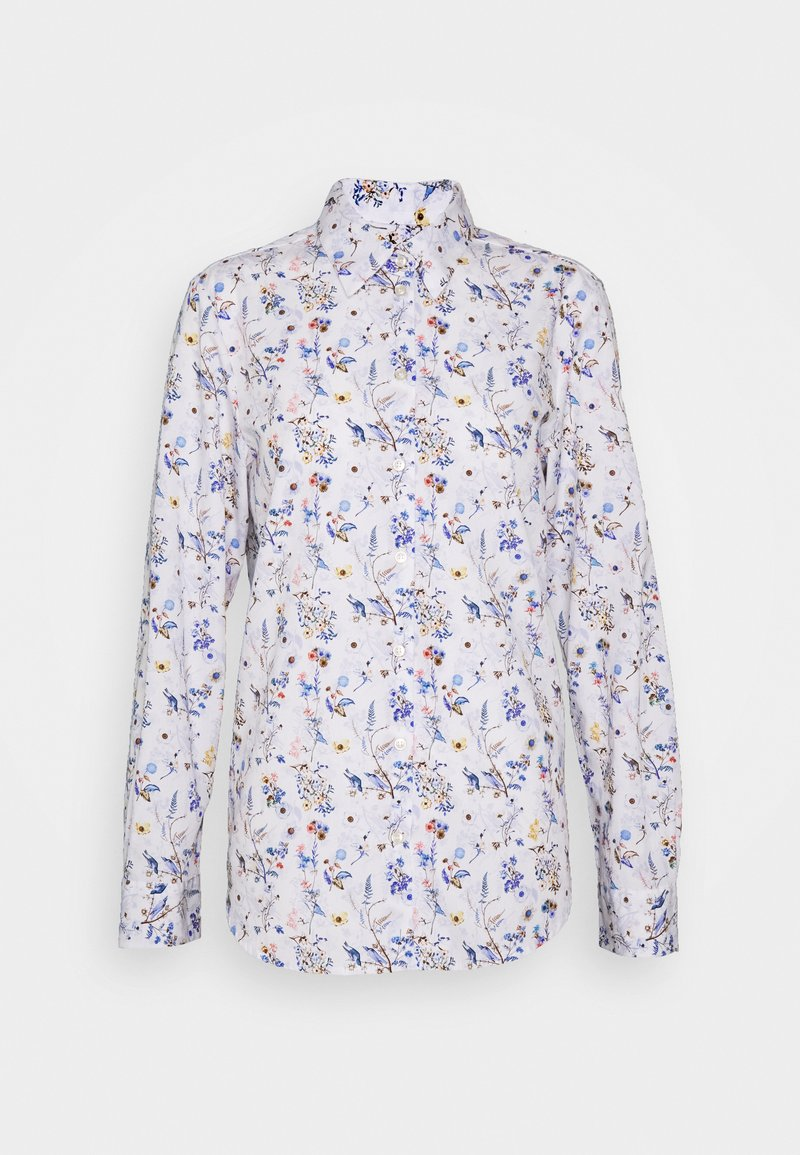 Seidensticker - Button-down blouse - light blue