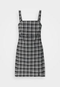 BARE STRUCT SHORT DRESS - Day dress - black