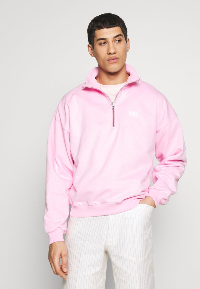 JEREMY TURTLENECK - Collegepaita - pink