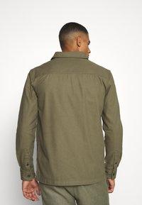 Burton Menswear London - LONG SLEEVE POCKET - Shirt - khaki - 2