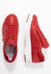 Tamaris Pure Relax - LACE-UP - Trainers - chili - 3
