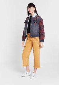 Desigual - Denim jacket - blue - 1