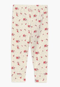 GAP - DOT PANT BABY 2 PACK - Leggings - Trousers - ivory frost - 1
