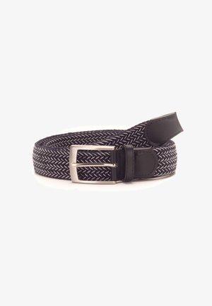 COLOGNE  - Braided belt - navy