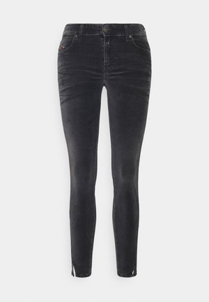 JEVEL - Trousers - black
