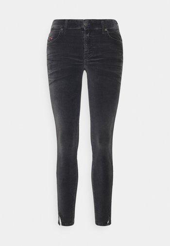 JEVEL - Trousers - black