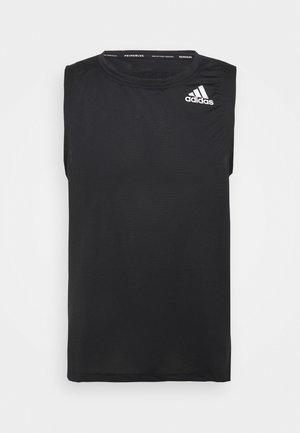AERO TANK  - Koszulka sportowa - black