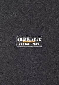 Quiksilver - BIG LOGO - Hoodie - true black - 5