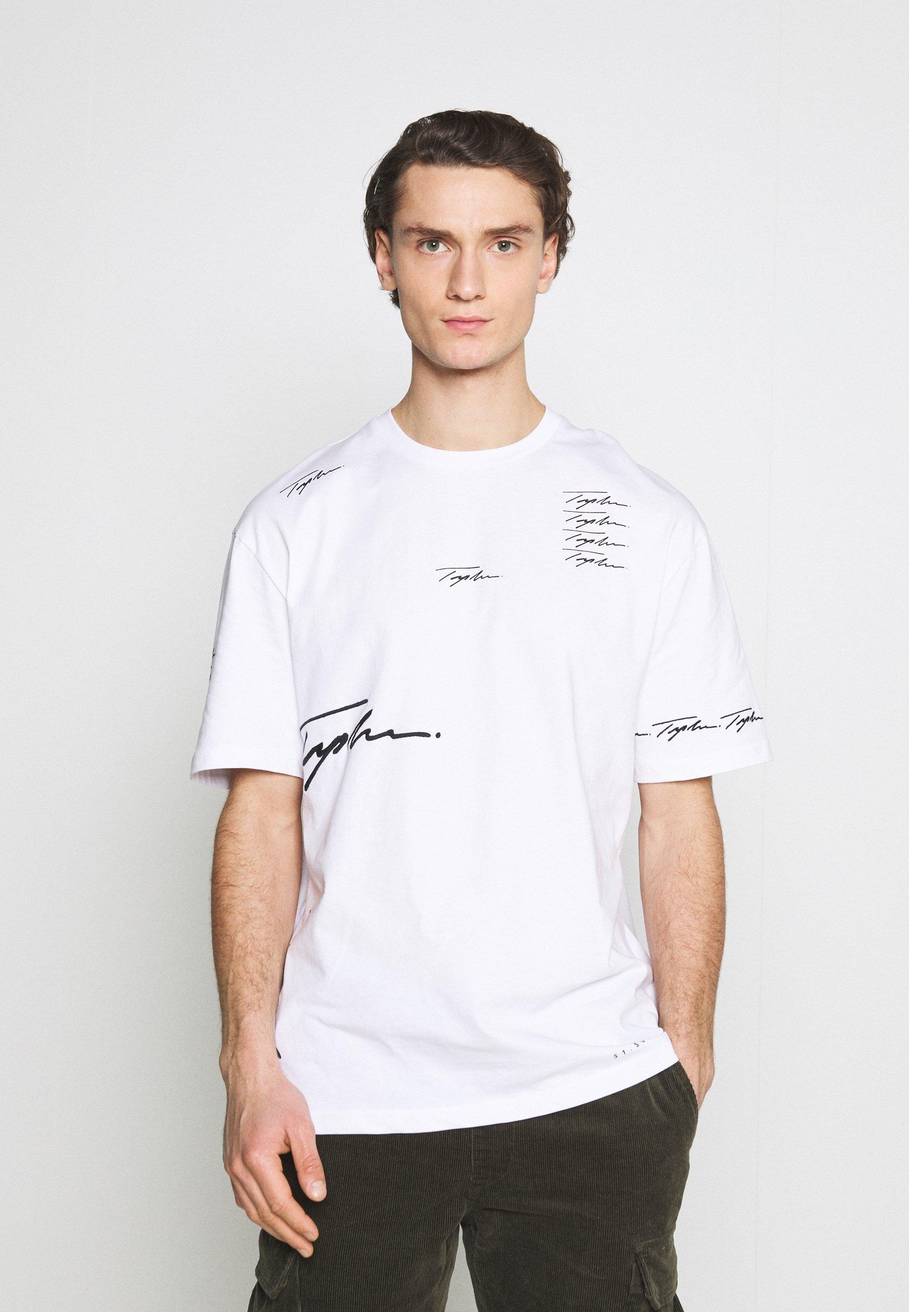 Men PLACEMENT TEE - Print T-shirt