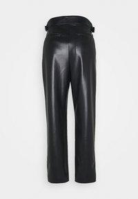 Sportmax Code - LORIS - Kalhoty - black - 1