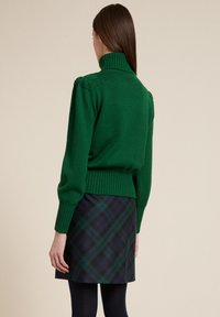 Luisa Spagnoli - MAGDALENA - Stickad tröja - verde bottiglia - 1