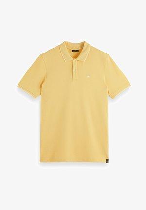 Poloshirt - flax