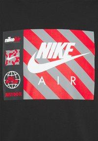 Nike Sportswear - TEE BY AIR  - Print T-shirt - black - 2