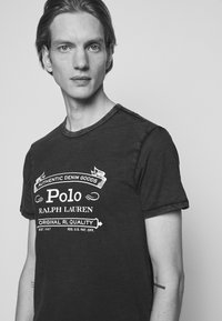 Polo Ralph Lauren - Print T-shirt - cruise navy - 3