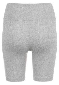 Nike Sportswear - W NSW LEGASEE  - Shorts - dark grey/black - 1