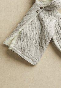 Mango - TOD - Light jacket - lichtgrijs - 2