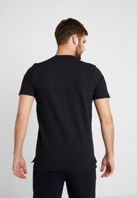 Nike Performance - INTER MAILAND MODERN - T-shirts print - black/truly gold - 2