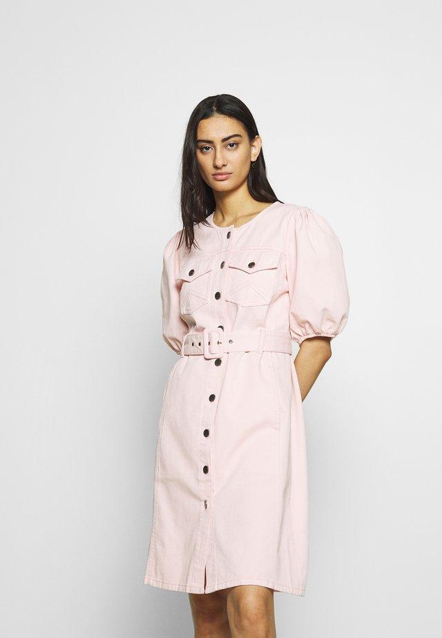 DILETTO DRESS - Vestito di jeans - potpourri
