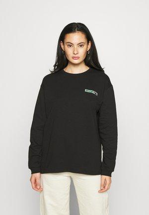 ENNIEBUHR PRINT - Sweatshirt - black