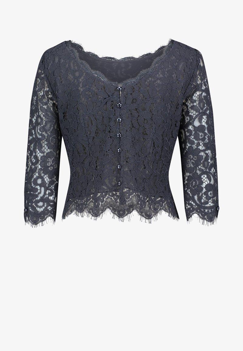 Vera Mont - Button-down blouse - dunkelblau
