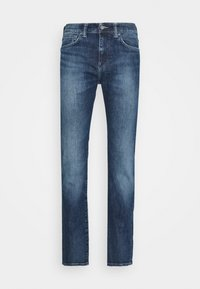 ED-80 SLIM TAPERED - Slim fit jeans - reoki wash yuuki blue denim