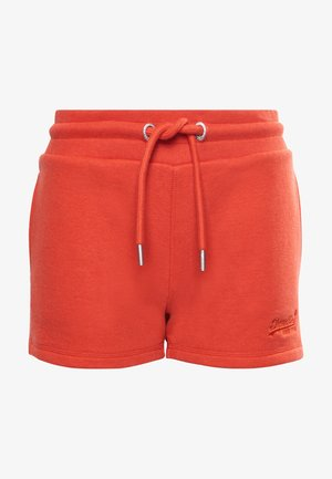 Shorts - bright orange marl