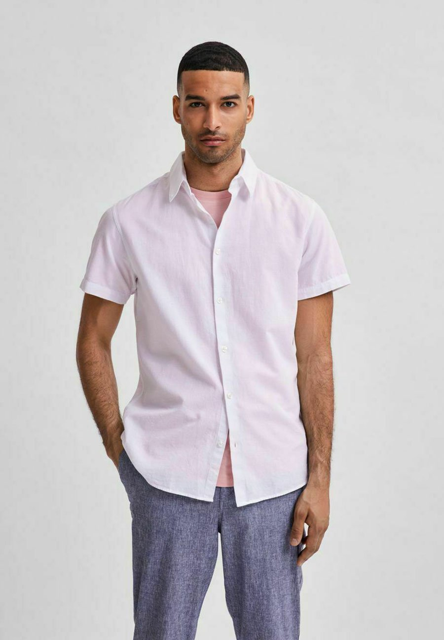 Uomo SLHREGNEW CLASSIC - Camicia