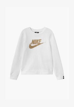 GIRLS CREW - Sweater - white