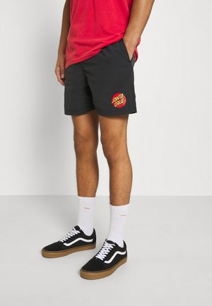 CLASSIC DOT - Shorts - black