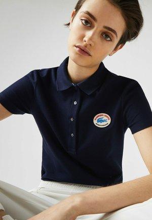 Polo shirt - navy blau