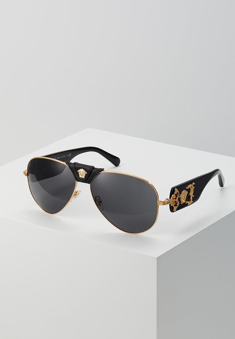 Versace - Lunettes de soleil - gold-coloured