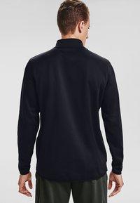 Under Armour - Fleece jumper - black - 2