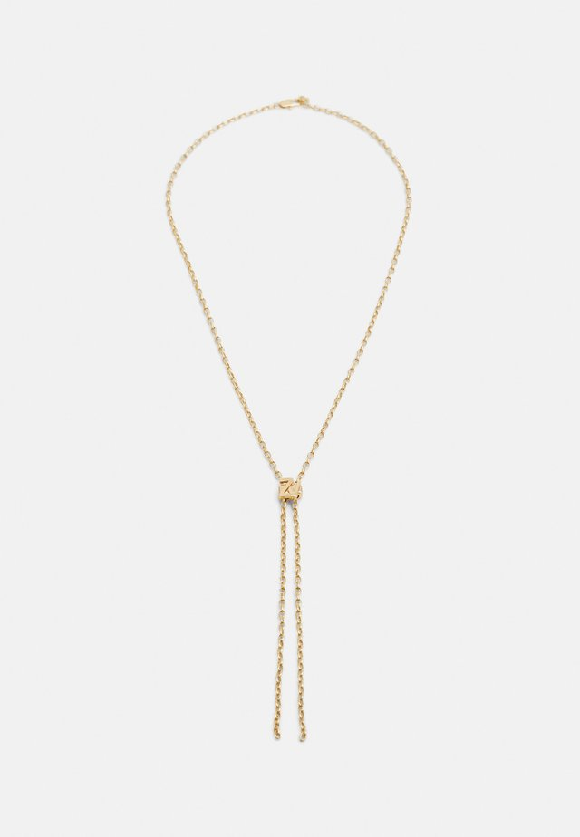 INITIALE LON - Collier - gold-coloured