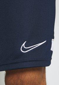 Nike Performance - ACADEMY SHORT - Pantaloncini sportivi - obsidian/white - 5