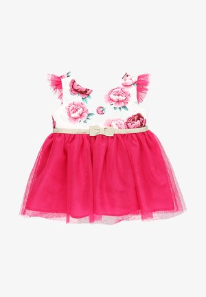 Cocktail dress / Party dress - hibiscus