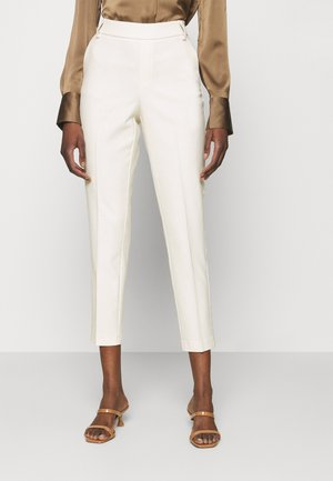 GERRY TWIGGY PANT - Trousers - ecru
