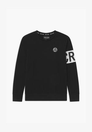OBBY  - T-shirt à manches longues - black