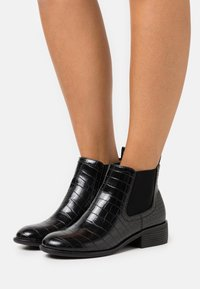 Dorothy Perkins - MAPLE CHELSEA - Ankle boots - black - 0