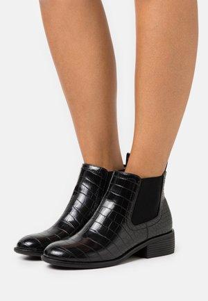MAPLE CHELSEA - Boots à talons - black